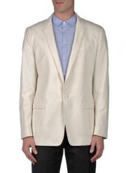 DOLCE & GABBANA D&G Cream 100% FLAX Suit Jacket Uk38-IT48 *BNWT* Made In ITALY